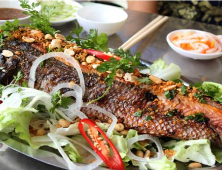 Cá lóc nướng - món ngon ruộng đồng Nam bộ