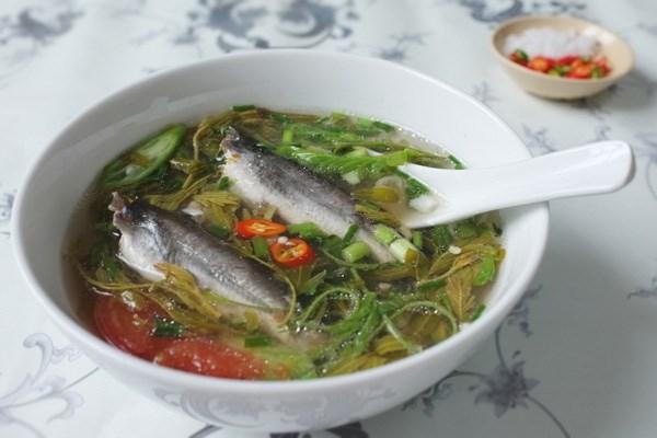 Canh chua cá chốt - Đặc sản Long An ăn là mê