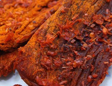Không cần lò nướng hay lò vi sóng bạn vẫn có thể tự làm thịt bò khô ``ngon bá cháy``