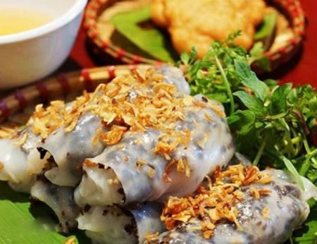 Top 10 món ăn khiến cho du khách nước ngoài mê mẩn