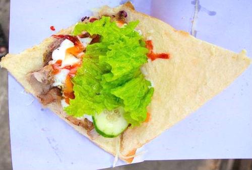 bánh mì kebab ở quận 3, bánh mì kebab thanh phong