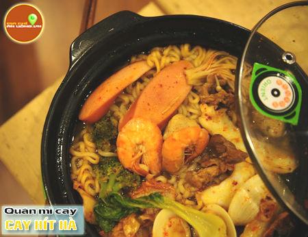 Cay Hít Hà - Thiên đường ẩm thực Hàn tại Tân Bình