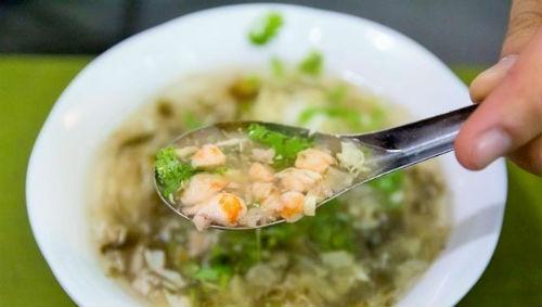Súp Sài Gòn - Súp ngon, bổ dưỡng ở Quận 4