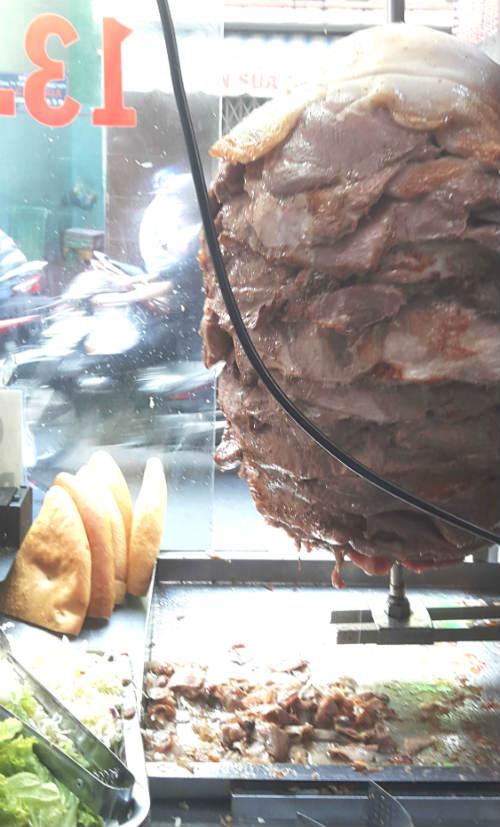 bánh mì giao hàng tận nơi, bánh mì kebab balê, bánh mì kebab giao hàng tận nơi ở quận 10