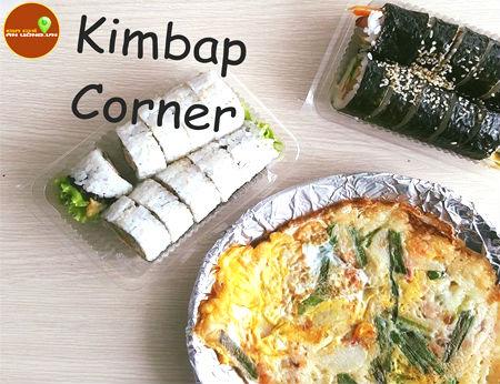 Kimbap Corner - Thế giới ẩm thực Hàn