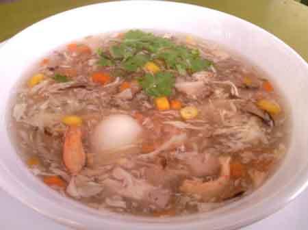Súp Sài Gòn - Địa chỉ ăn vặt Quận 4
