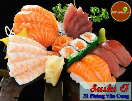 Sushi Ơ - Ẩm thực Nhật Bản tại Sài Gòn