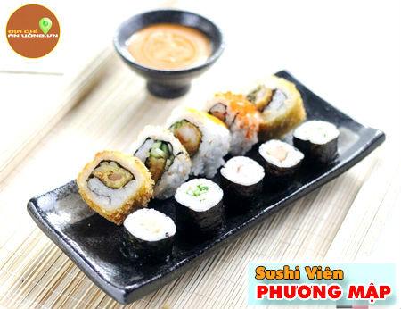 Sushi viên Phương Mập - Đặc sắc ẩm thực Nhật Bản giữa lòng Sài Gòn