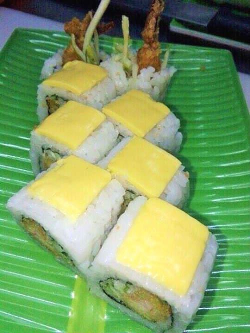 Sushi Viên Đường Phố - Sushi ngon độc đáo, giá chỉ 1k