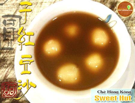 Quán chè Sweet Hut - chè Hồng Kông ngon ở quận 11