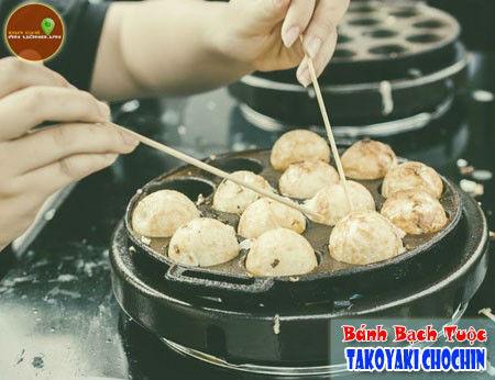 Takoyaki Chochin - Bánh Bạch Tuộc Nhật Bản giữa lòng Sài Gòn