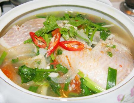 Cách nấu canh chua cá diêu hồng ngon ăn ngày nào cũng hợp