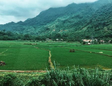 2 bản làng xinh đẹp ở Mai Châu khiến bạn chỉ muốn 'đưa nhau đi trốn'