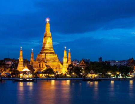24h khám phá miền Trung Thái Lan