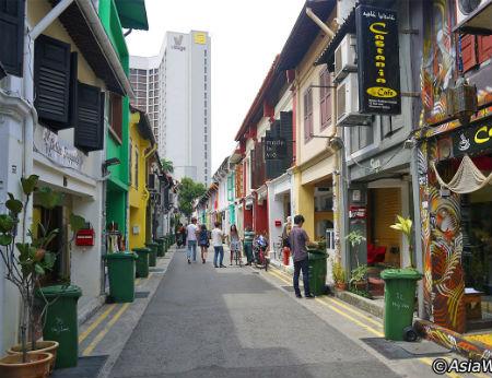 5 trải nghiệm thú vị ở Bugis và Kampong Glam, Singapore