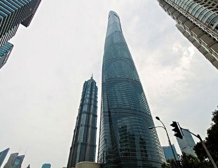 Bên trong toà tháp đẹp nhất thế giới ở Thượng Hải