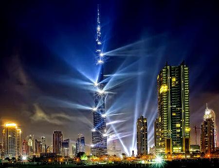 Tổng hợp những điểm du lịch hấp dẫn tại Dubai
