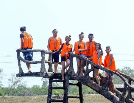 Khám phá Bò Cạp Vàng – khu du lịch sinh thái hấp dẫn ở Đồng Nai