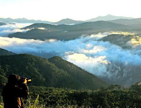 Khám phá khu dự trữ sinh quyển Langbiang (Lâm Đồng)