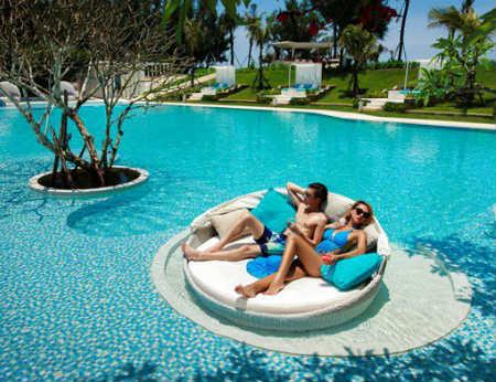 Những khu resort có hồ bơi đẹp tại Vũng Tàu