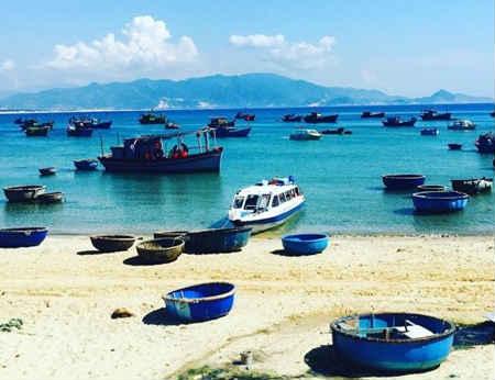 Kỳ Co - thiên đường biển đảo mùa hè