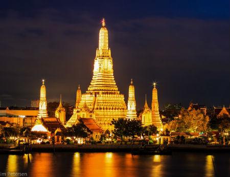 Những điểm du lịch tuyệt vời nhất Thái Lan