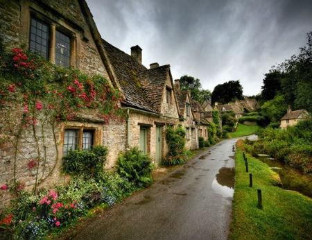 Những ngôi làng cổ đẹp như cổ tích
