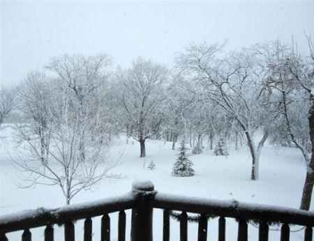 Nơi quanh năm lạnh như ngồi trong ngăn đá ở Mỹ