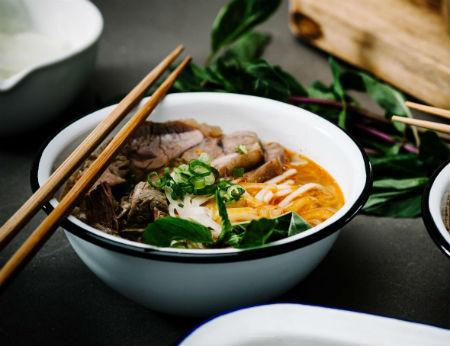 Việt Nam vào top 10 điểm đến ẩm thực tốt nhất