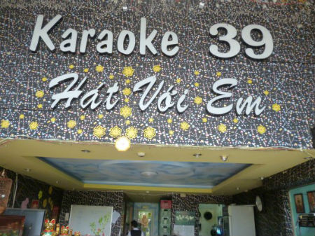 Karaoke 39 Quận 7