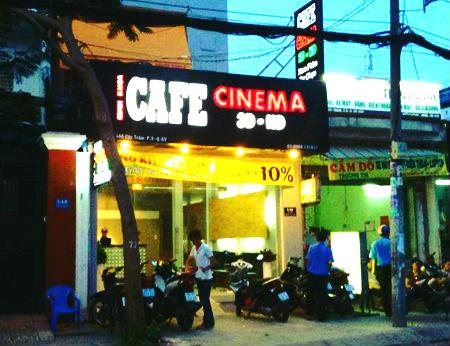 Café HD Cinema Minh Khoa - Điểm giải trí cho hội bạn bè