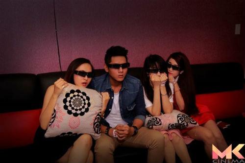 Café HD Cinema Minh Khoa - Địa chỉ Cafe phim ở Gò vấp