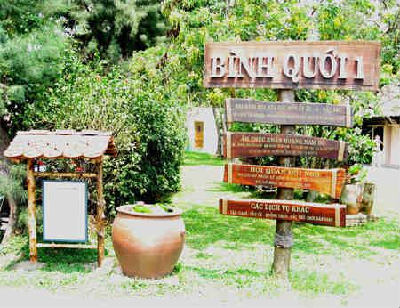 Khu Du lịch Bình Quới 1 - Địa chỉ thư giãn lý tưởng ở Sài Gòn