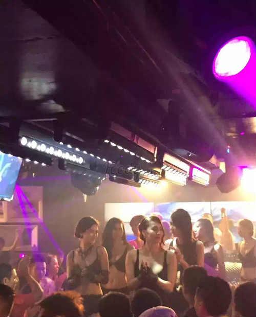 Taboo Lounge & Bar - Điểm giải trí thú vị nên khám phá ở Hà Nội