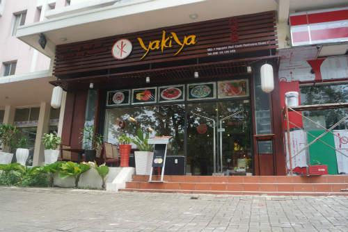 Nhà hàng Nhật ngon quận 7