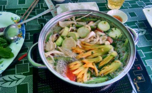 Ẩm thực Ven sông - địa chỉ ẩm thực nên ghé khi đến Cần Thơ - Diachianuong.vn1