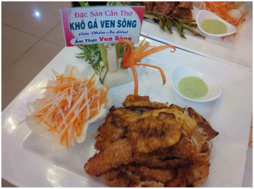 Ẩm thực Ven sông - địa chỉ ẩm thực nên ghé khi đến Cần Thơ - Diachianuong.vn4