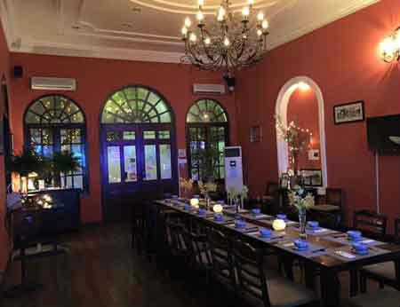 Bloom SaiGon Restaurant