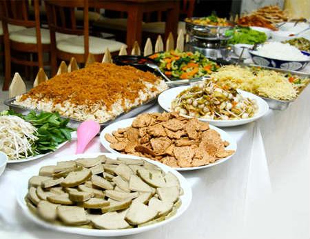 Nhà hàng chay Sivali – Địa chỉ nhà hàng chay ngon quận 3