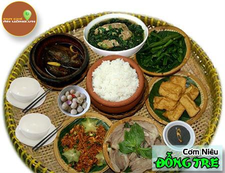 Cơm Niêu Đồng Tre - Ẩm thực đồng quê giữa lòng Sài Gòn