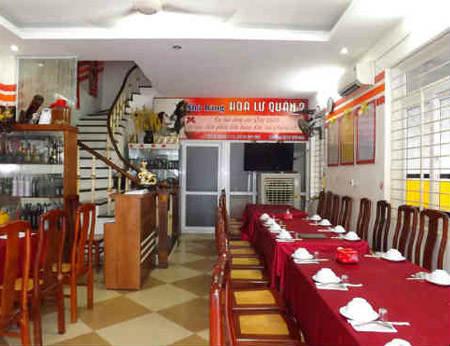 Nhà hàng Hoa Lư Quán 2