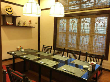 Nhà hàng Nhật Matsu