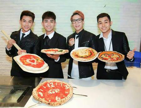 365Degrees Pizzeria and Cafe – Nhà hàng Pizza ngon ở Sài Gòn