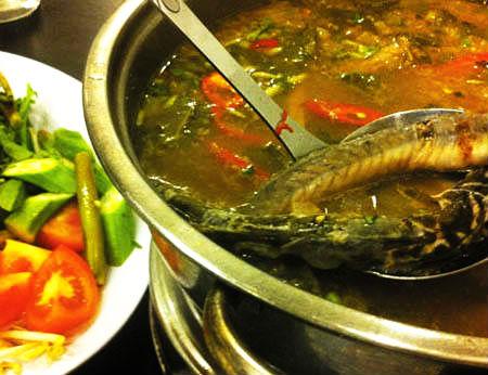 Lẩu Cá Kèo 16 Bà Huyện – Nhà hàng Lẩu Cá Kèo ngon quận 3