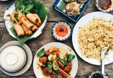 Secret Garden Restaurant - Địa chỉ Nhà hàng ẩm thực Việt ở Quận 1