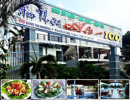 Thỏa lòng mê đặc sản miền Tây tại nhà hàng Alô 100