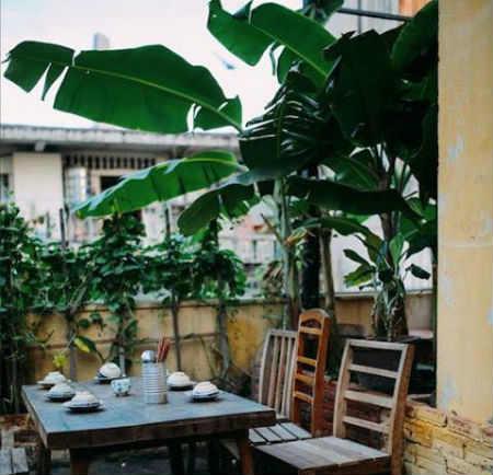 Secret Garden Restaurant - Khu vườn bí mật giữa lòng Sài Gòn