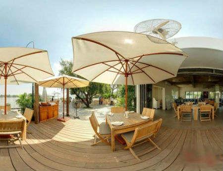 Nhà hàng Boat House - Nhà hàng bờ sông Quận 2