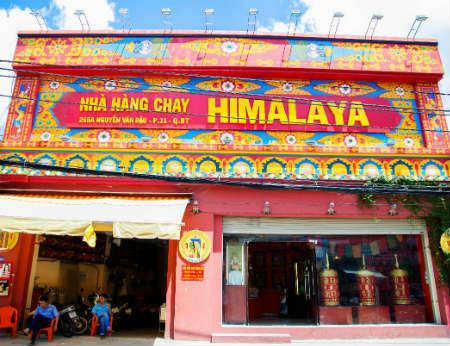 Nhà hàng chay Himalaya – Địa chỉ nhà hàng chay quận Bình Thạnh