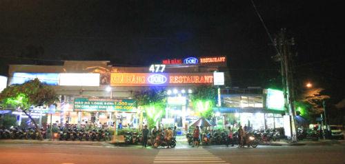 Nhà hàng Dori - Đẳng cấp nhà hàng hải sản